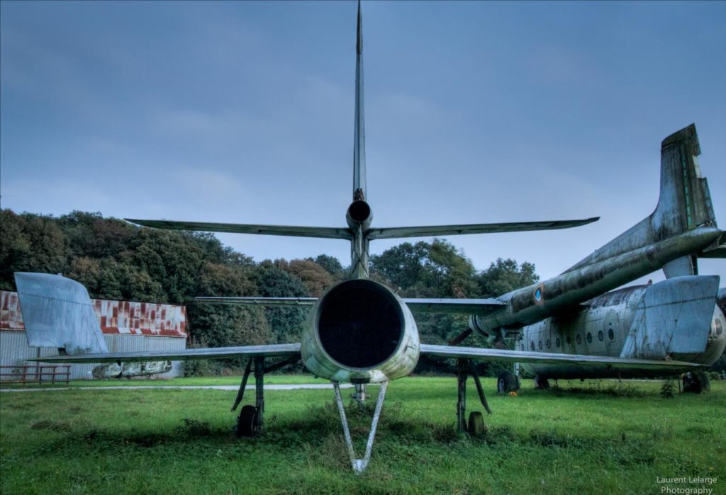 Photo Urbex Cimetiere Avions (5)