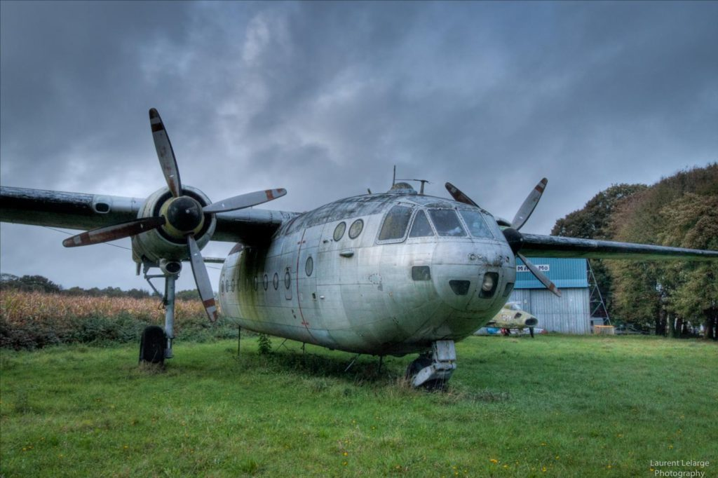 Photo Urbex Cimetiere Avions (6)
