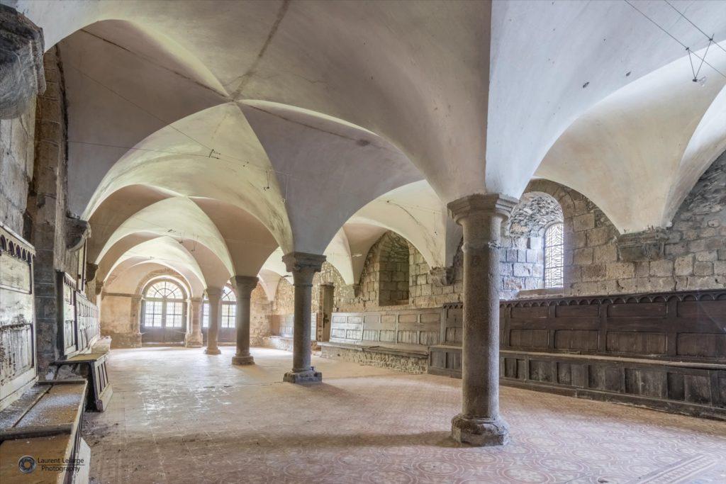 Photo Urbex Abbaye Vieux Boiteux Laurent Lelarge (28)