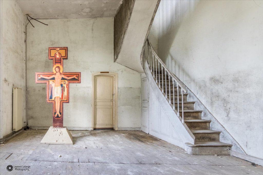 Photo Urbex Abbaye Vieux Boiteux Laurent Lelarge (38)