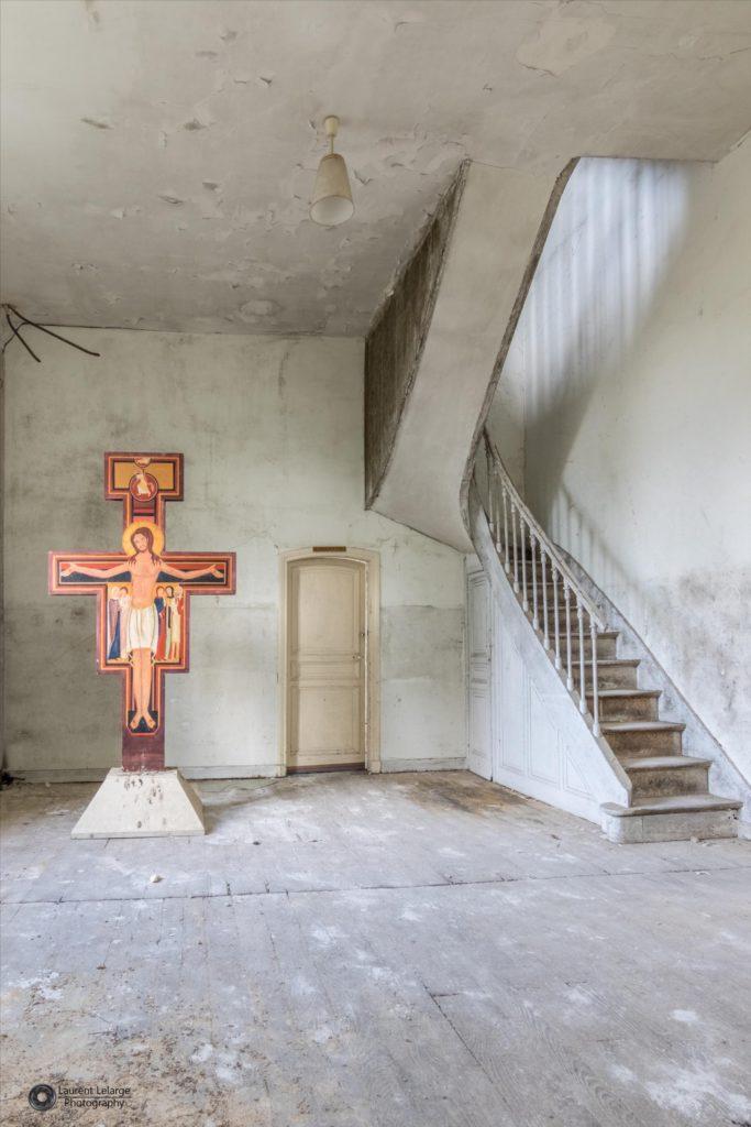 Photo Urbex Abbaye Vieux Boiteux Laurent Lelarge (42)