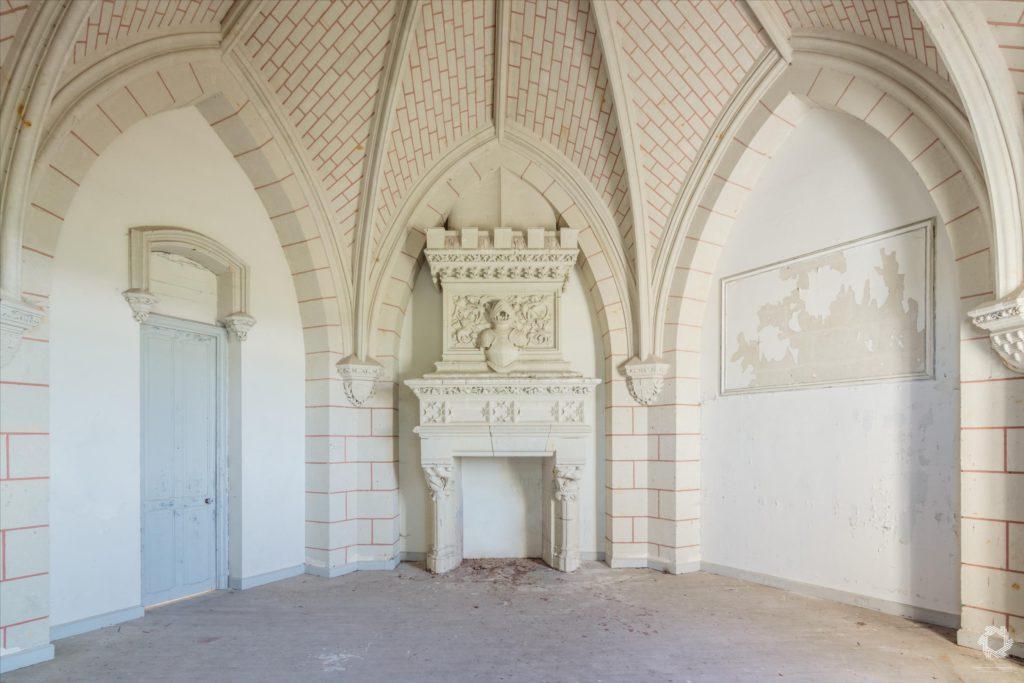 Photo Urbex Château des Lions Laurent Lelarge (13)