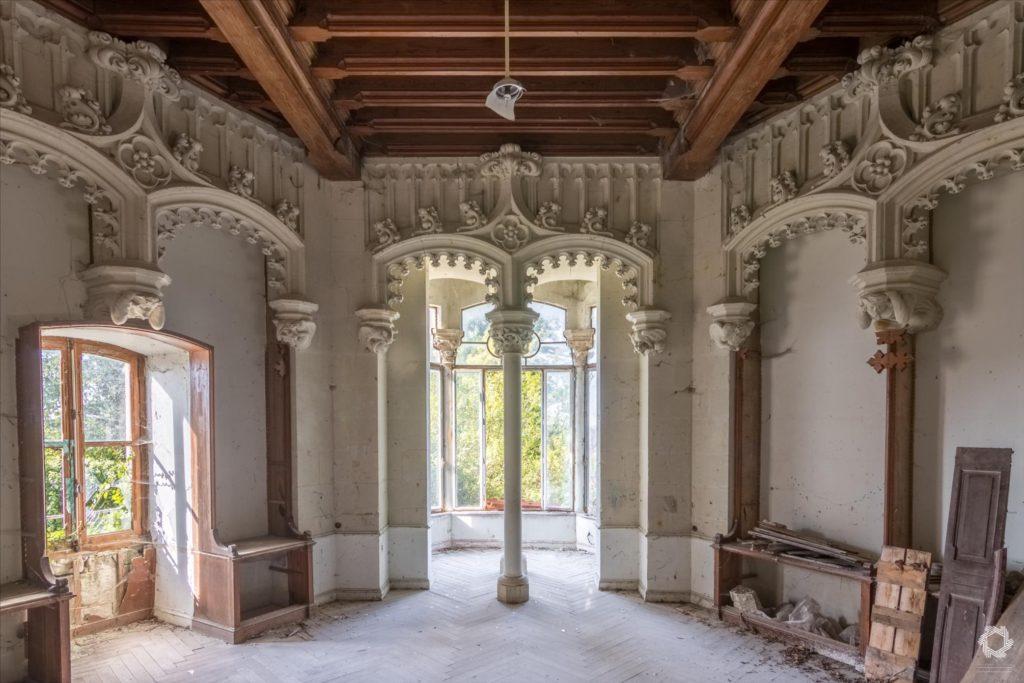 Photo Urbex Château des Lions Laurent Lelarge (19)