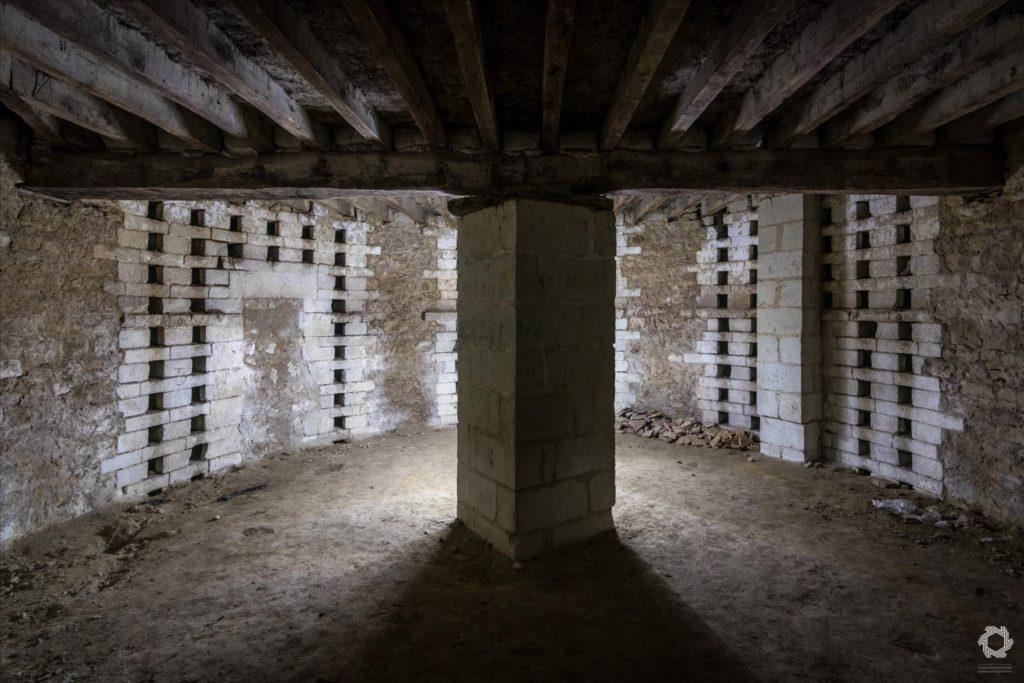 Photo Urbex Château des Lions Laurent Lelarge (28)