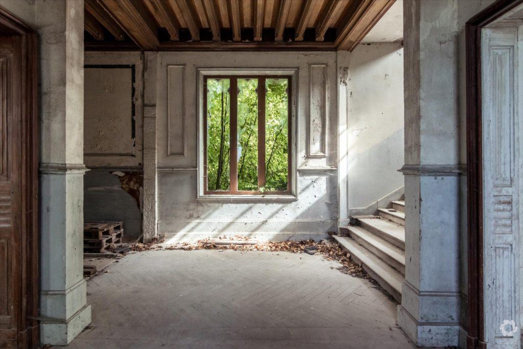 Photo Urbex Château des Lions Laurent Lelarge (30)