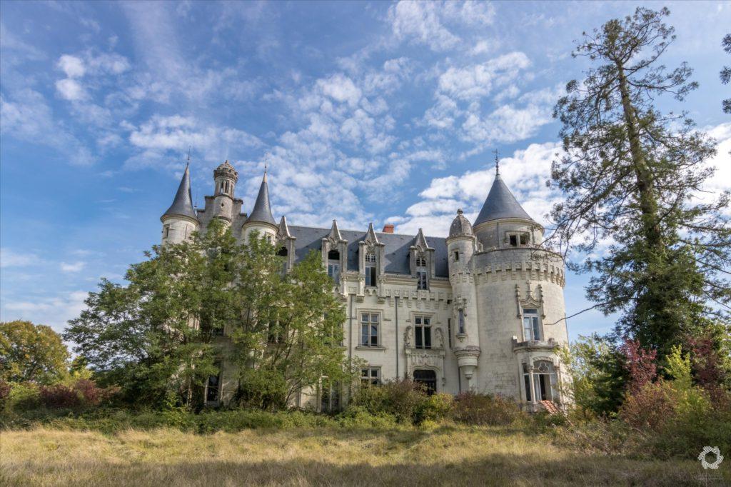 Photo Urbex Château des Lions Laurent Lelarge (33)