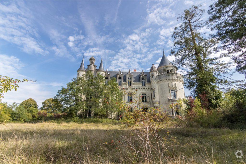 Photo Urbex Château des Lions Laurent Lelarge (34)