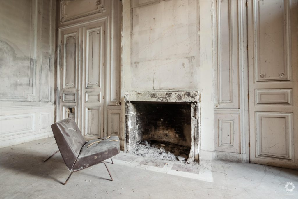 Photo Urbex Manoir Ecrivain Laurent Lelarge (4)