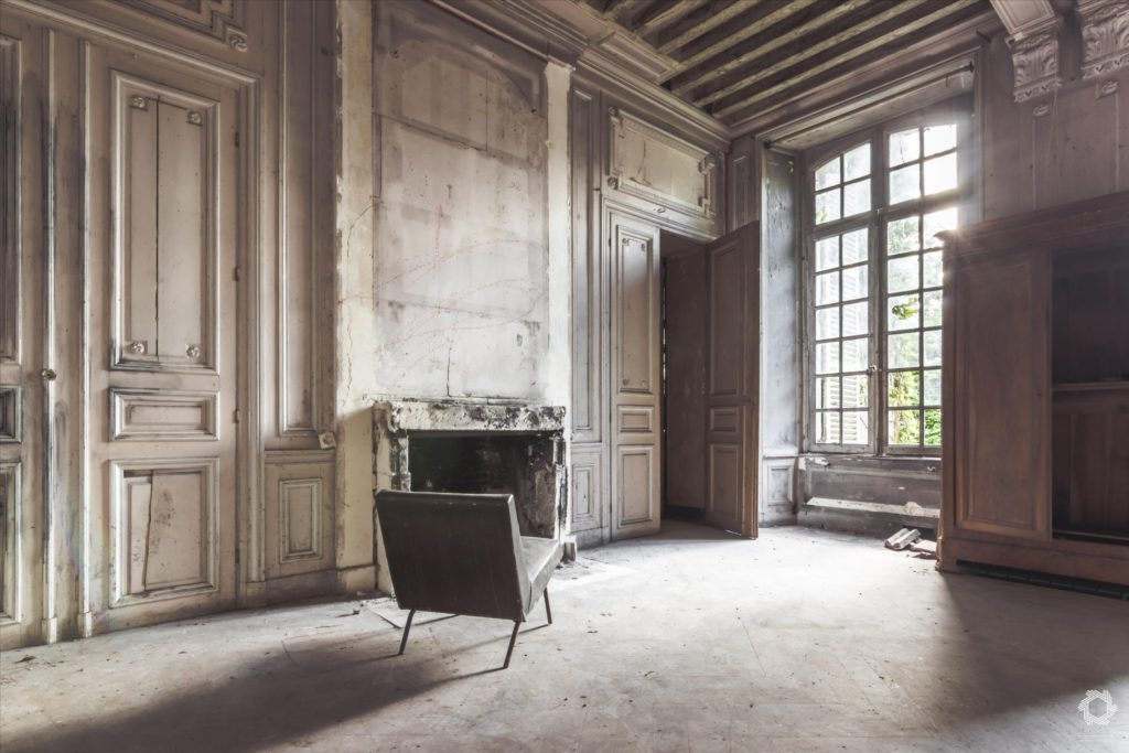 Photo Urbex Manoir Ecrivain Laurent Lelarge (5)