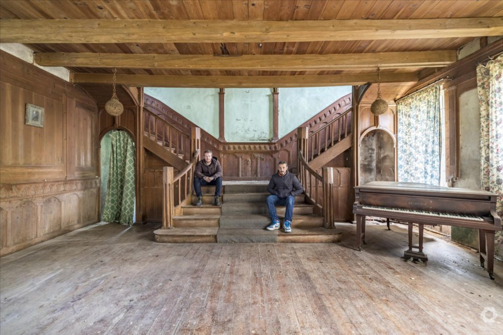 Photo Urbex Manoir Virtuose Laurent Lelarge (11)