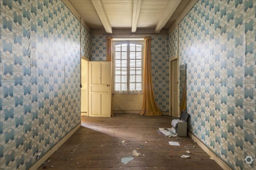 Photo Urbex Manoir Virtuose Laurent Lelarge (15)