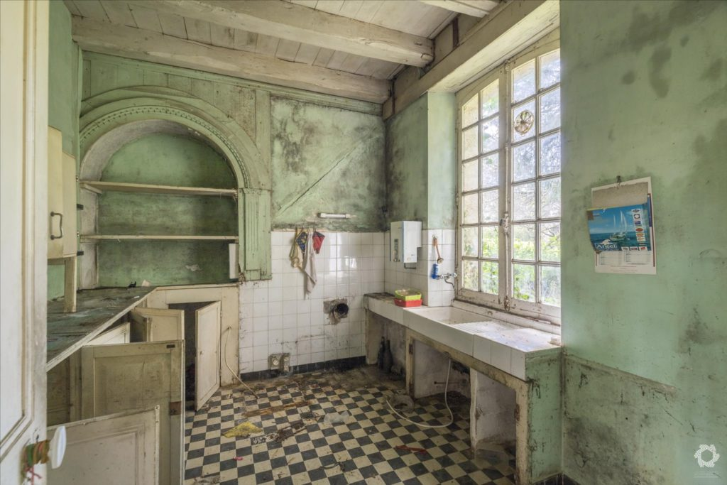Photo Urbex Manoir Virtuose Laurent Lelarge (2)