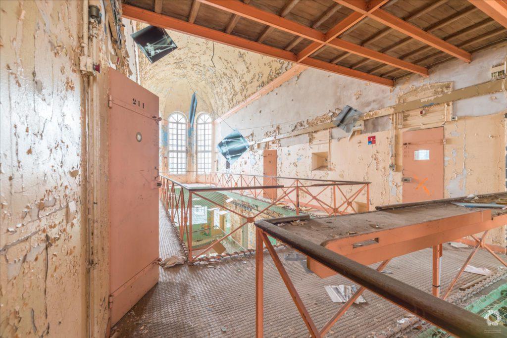 Photo Urbex Prison Pastel Laurent Lelarge (10)