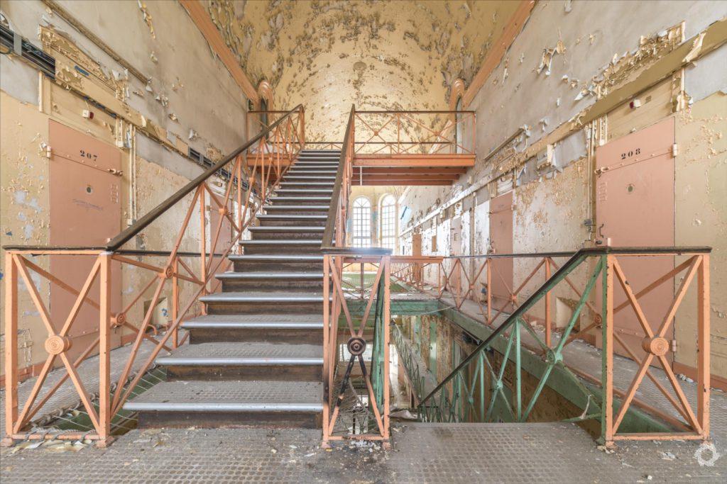 Photo Urbex Prison Pastel Laurent Lelarge (13)