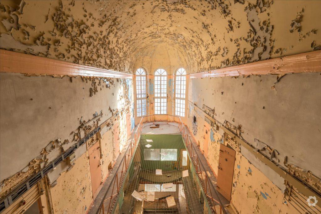 Photo Urbex Prison Pastel Laurent Lelarge (14)