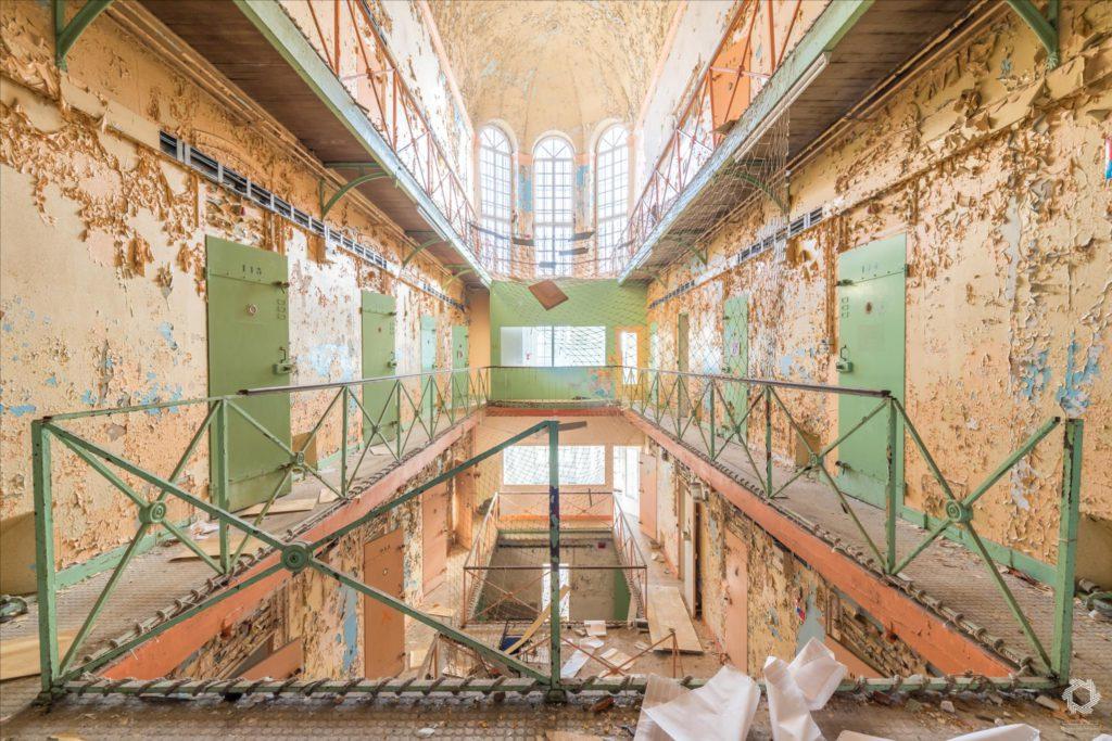 Photo Urbex Prison Pastel Laurent Lelarge (15)