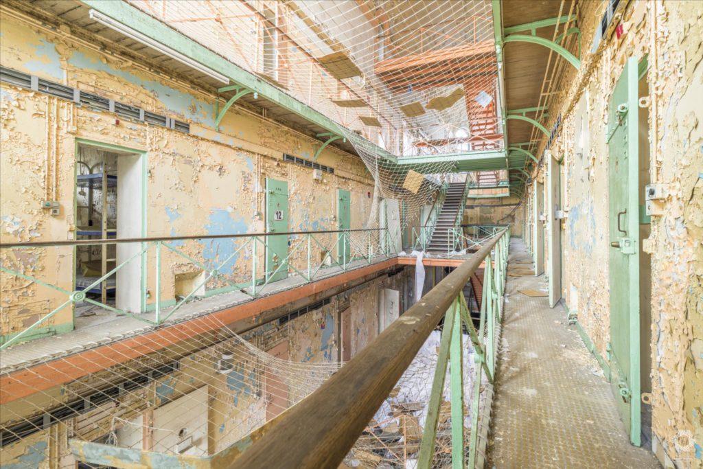 Photo Urbex Prison Pastel Laurent Lelarge (16)