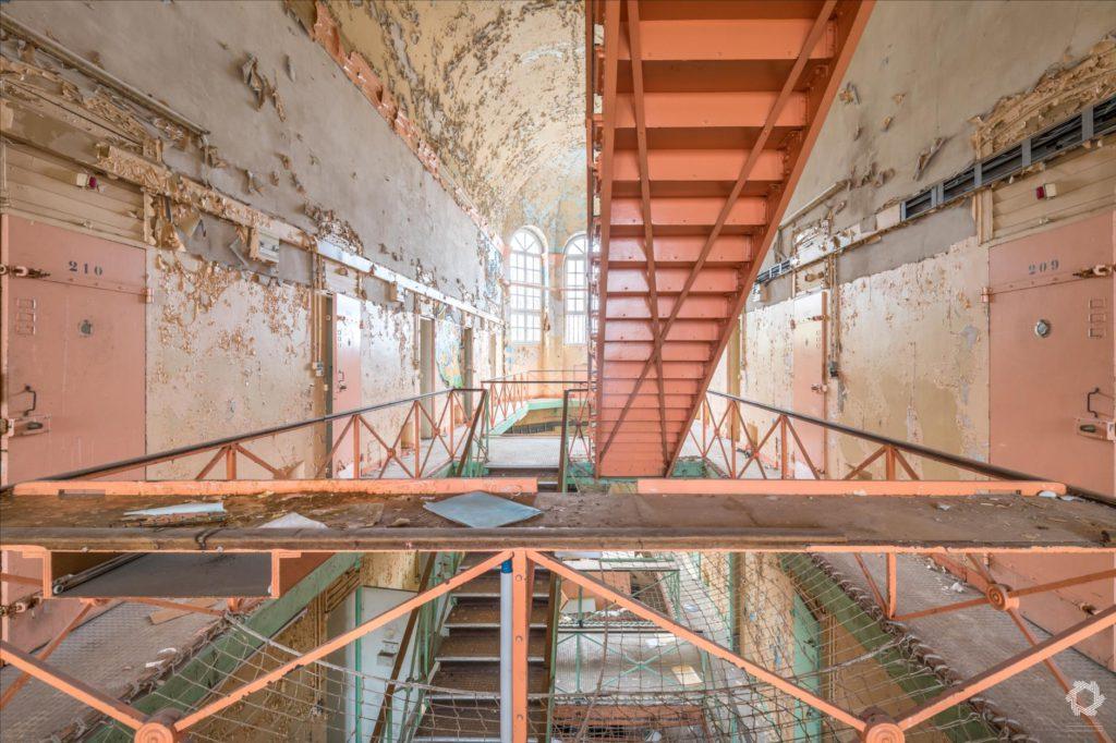 Photo Urbex Prison Pastel Laurent Lelarge (5)