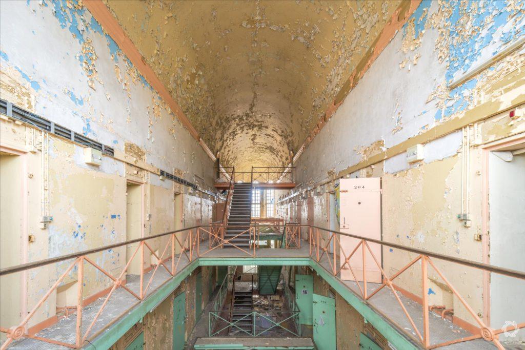 Photo Urbex Prison Pastel Laurent Lelarge (6)