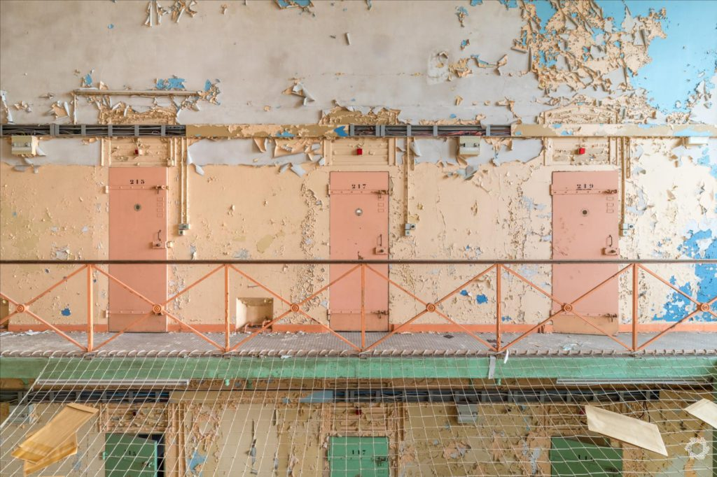 Photo Urbex Prison Pastel Laurent Lelarge (7)