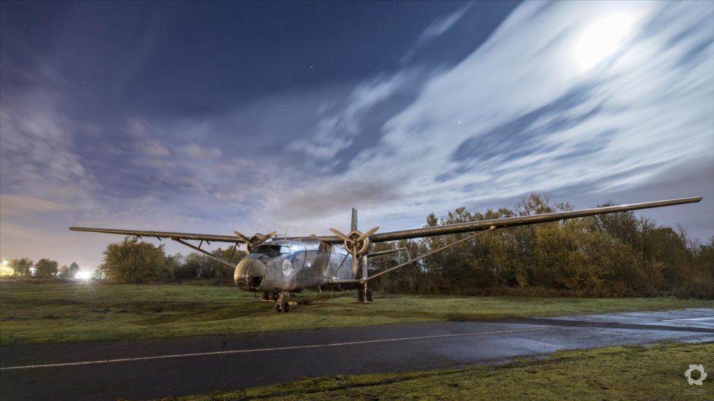 Photo Avion Militaire Urbex Laurent Lelarge (1)