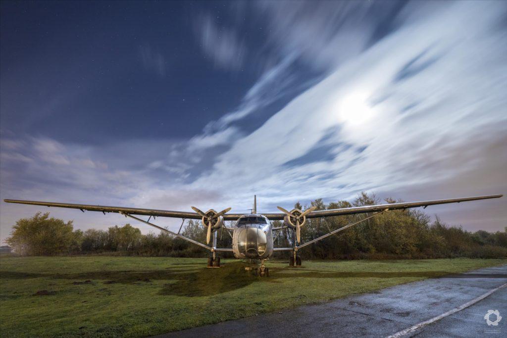 Photo Avion Militaire Urbex Laurent Lelarge (2)