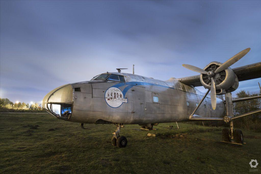 Photo Avion Militaire Urbex Laurent Lelarge (3)