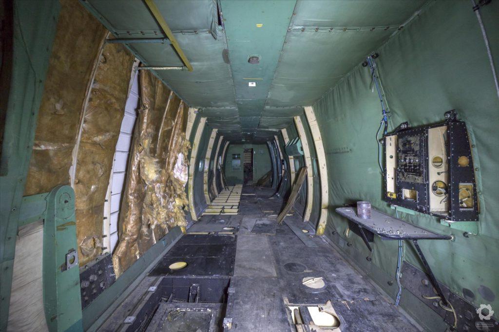 Photo Avion Militaire Urbex Laurent Lelarge (4)