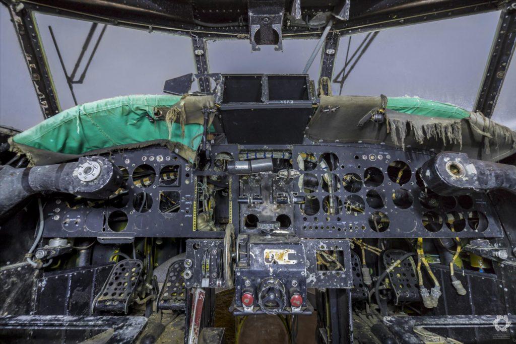 Photo Avion Militaire Urbex Laurent Lelarge (5)