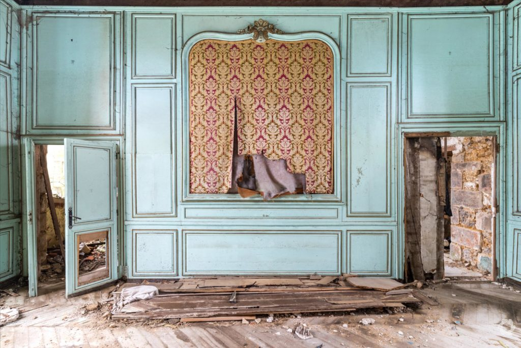 Photo Urbex Chateau Anges Laurent Lelarge (1)
