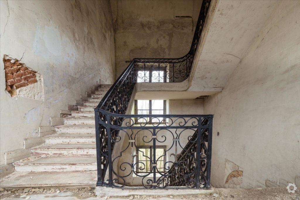 Photo Urbex Chateau Anges Laurent Lelarge (10)
