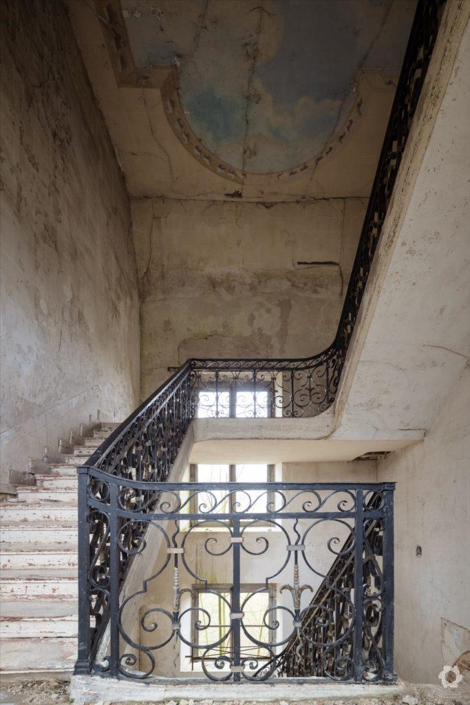 Photo Urbex Chateau Anges Laurent Lelarge (11)