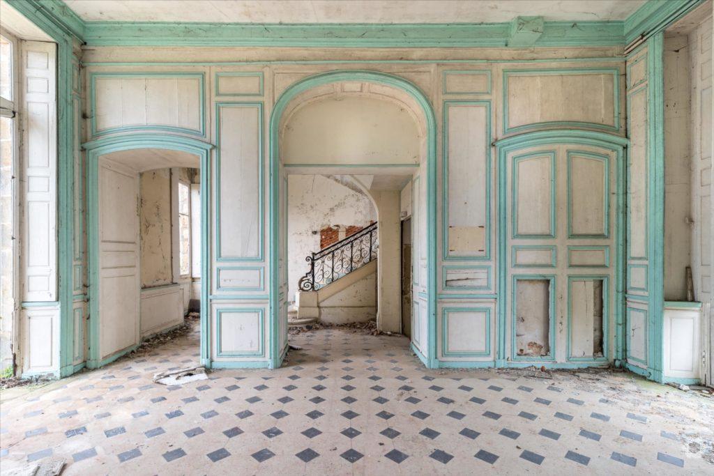 Photo Urbex Chateau Anges Laurent Lelarge (3)