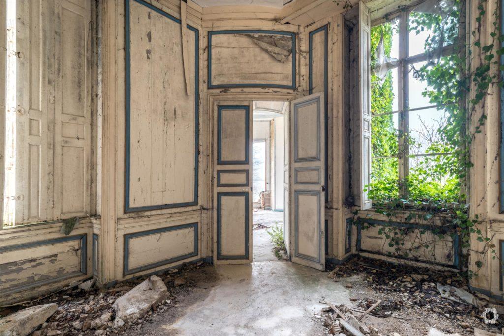 Photo Urbex Chateau Anges Laurent Lelarge (5)