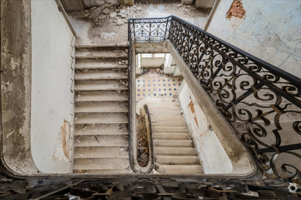 Photo Urbex Chateau Anges Laurent Lelarge (9)