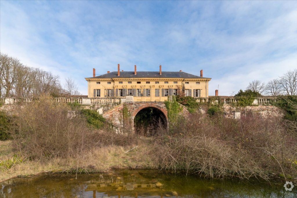 Photo Urbex Chateau Fables Laurent Lelarge (1)
