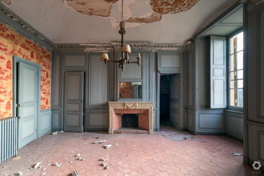Photo Urbex Chateau Fables Laurent Lelarge (6)