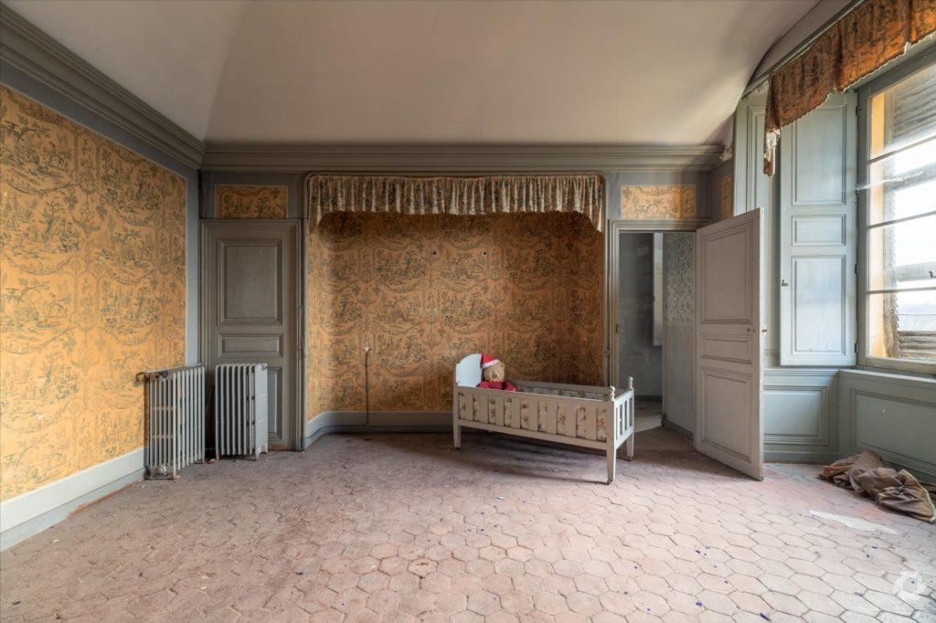 Photo Urbex Chateau Fables Laurent Lelarge (8)