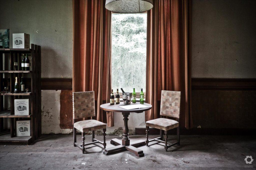 Photo Urbex Chateau Rembrandt Laurent Lelarge (10)