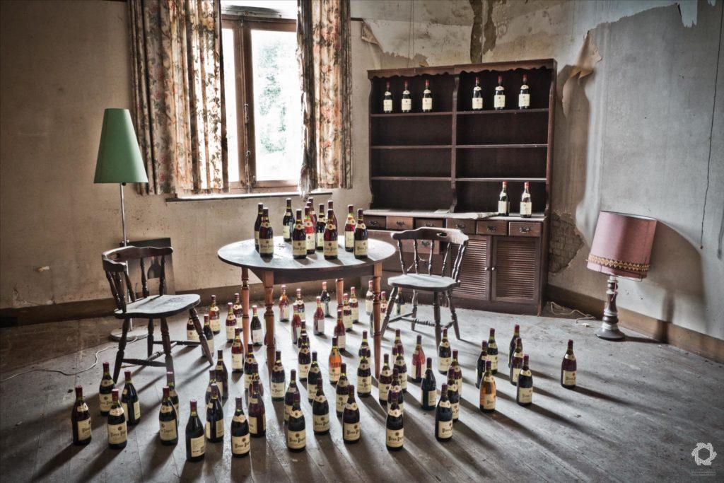 Photo Urbex Chateau Rembrandt Laurent Lelarge (7)