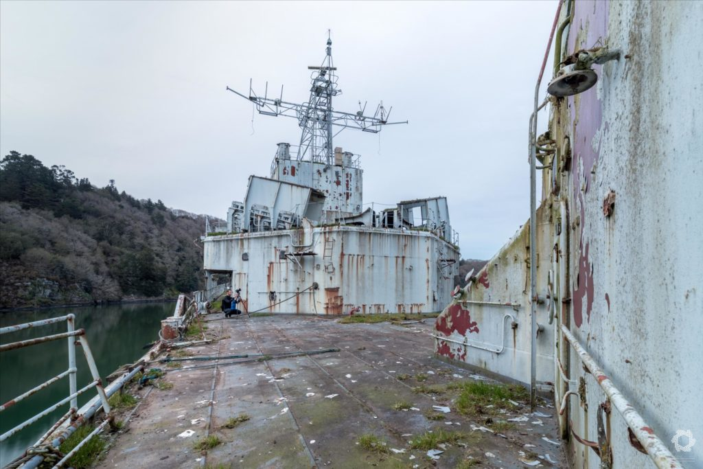Photo Urbex Ghost Ships Laurent Lelarge (9)