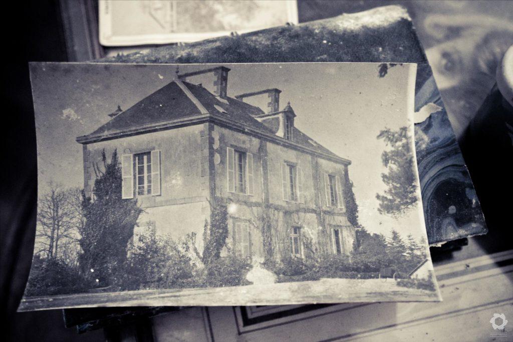 Photo Urbex Manoir Livres Laurent Lelarge (1)