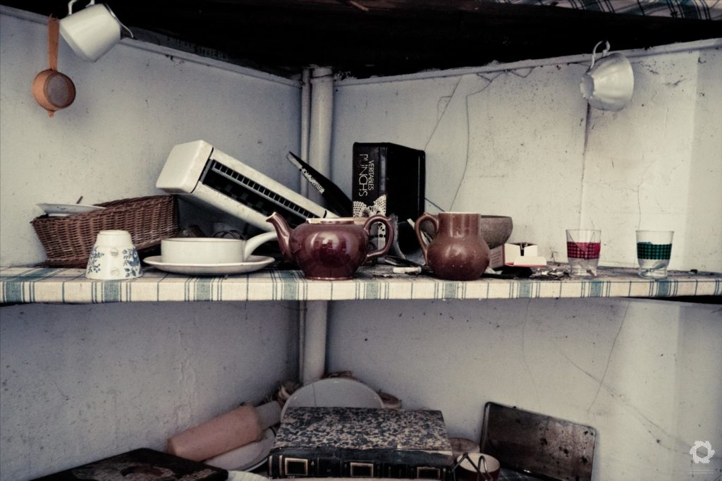 Photo Urbex Manoir Livres Laurent Lelarge (14)