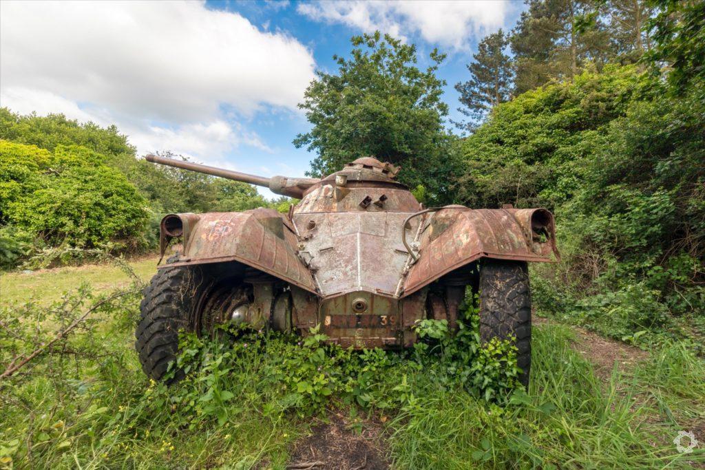 Photo Urbex Tank Laurent Lelarge (1)