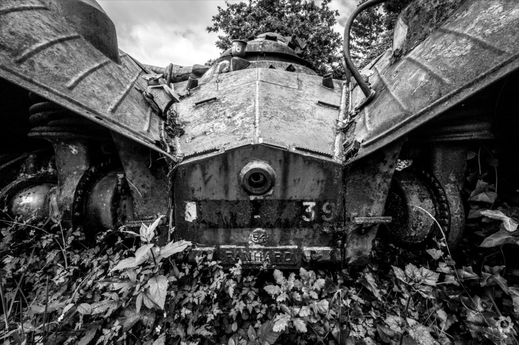 Photo Urbex Tank Laurent Lelarge (5)