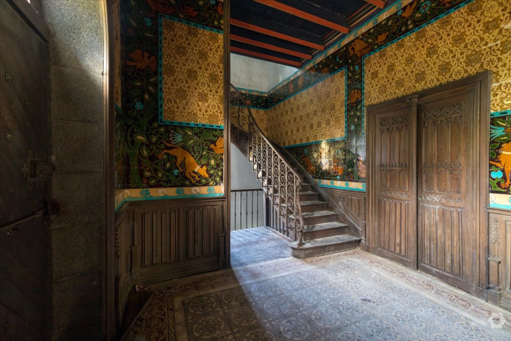 Urbex Chateau Gargouilles Laurent Lelarge (2)