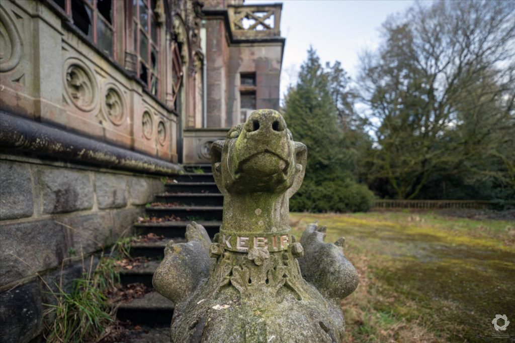 Urbex Chateau Gargouilles Laurent Lelarge (5)