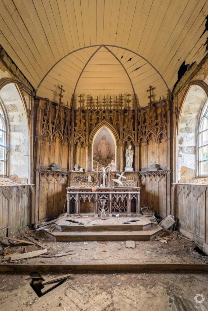 Photo Urbex Chapelle Laurent Lelarge (3)