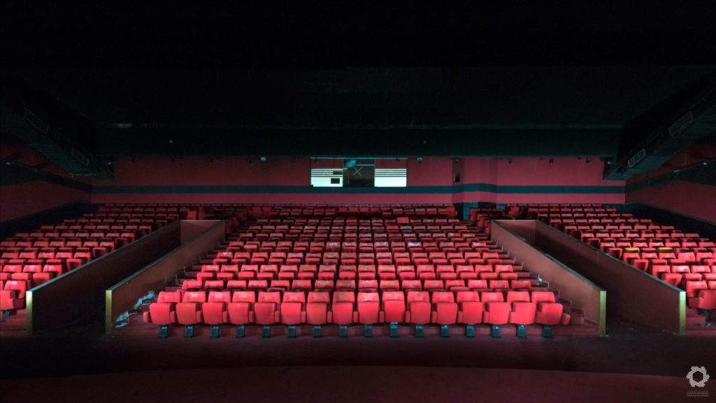 Photo Urbex Cinema Commerce Laurent Lelarge (1)