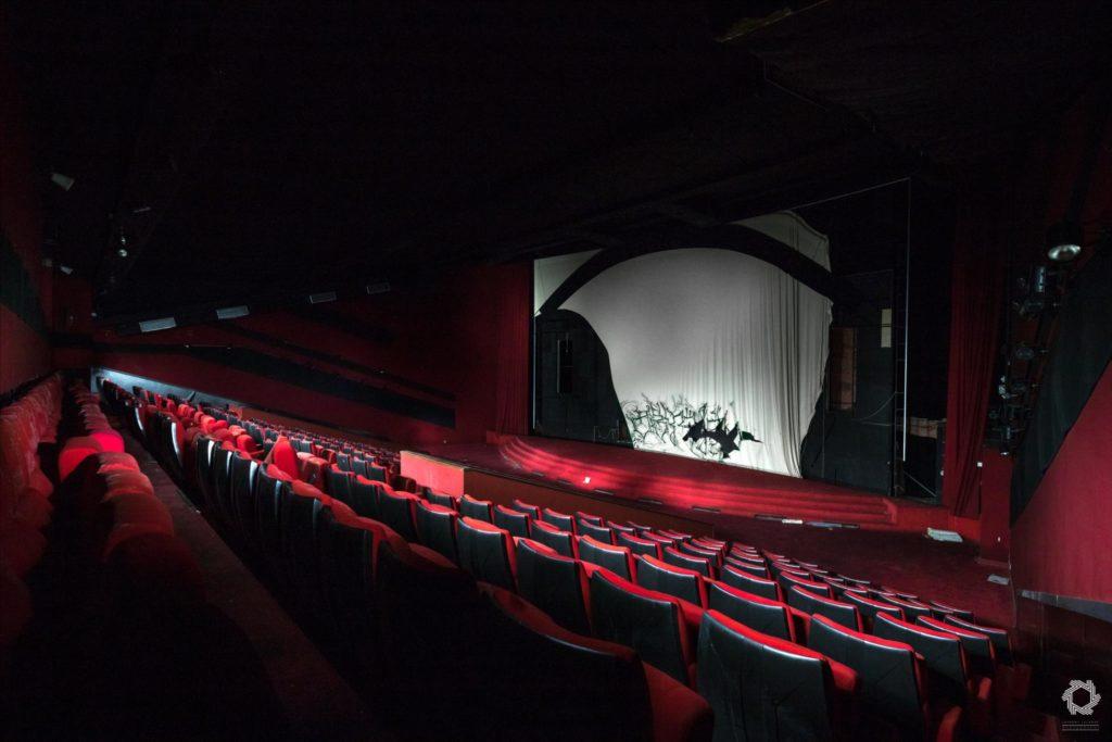 Photo Urbex Cinema Commerce Laurent Lelarge (2)